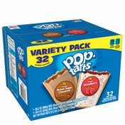 Kellogg's Pop-Tarts Toaster Pastries, Variety Flavored Pack, Variety Pack
