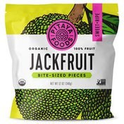 Pitaya Foods Organic Ripe Jackfruit Bite-Sized Pieces