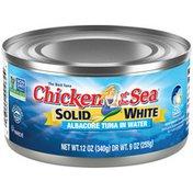Chicken of the Sea Albacore Tuna in Water