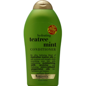 OGX Conditioner, Hydrating Teatree Mint
