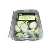 Earth Essentials Sliced Brussels Sprouts