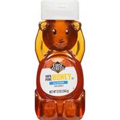 First Street Honey, 100% Pure, Clover