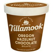 Tillamook Gelato, Oregon Hazelnut Chocolate