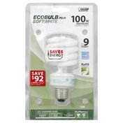Feit Electric Energy Saving Compact Fluorescent, 23 W, Soft White