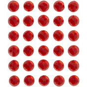 Wilton Red Sweet Isomalt Sugar Gems, 30-Count Jewels