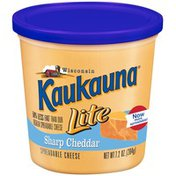Bel Kaukauna Lite Sharp Cheddar  Spreadable Cheese