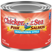 Chicken of the Sea Pink Salmon