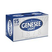 Genesee Brewery Light Beer Can