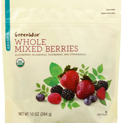 GreenWise Organic Whole Mixed Berries