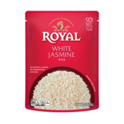 Royal Ready to Eat Microwave Rice White Jasmine Flavor