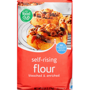 Food Club Bleached & Enriched Self-Rising Flour