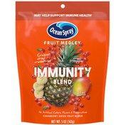 Ocean Spray Immunity Blend Cranberry Dried Fruit Blend