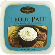 Ducktrap River of Maine Trout Pate, Maine Smoked