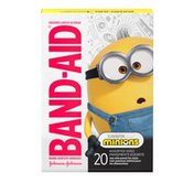 Band-Aid Brand Minions, Assorted Sizes