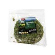 Earth Fare Organic Spinach Tortillas