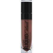 wet n wild Lipstick, Matte, Liquid Catsuit, Toffee Talk 972A