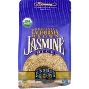 Lundberg Family Farms Organic California Brown Jasmine Rice