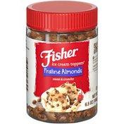 Fisher Sweet & Crunchy Praline Almonds
