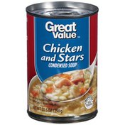 Great Value Chicken & Stars Condensed Soup
