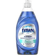 Dawn Platinum, Bleach Alternative, Dishwashing Liquid Dish Soap, Morning Mist