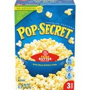 Pop Secret Extra Butter Microwave Popcorn