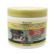 NaturVet Cranberry Relief Urinary & Immune Support Powder