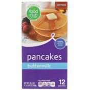 Food Club Buttermilk Pancakes