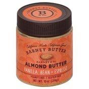 Barney Butter Almond Butter, Vanilla Bean + Espresso