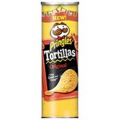 Pringles Tortillas Original Tortilla Crisps