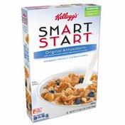 Kellogg's Smart Start Breakfast Cereal, Fiber Cereal, Whole Grain Snacks, Original Antioxidants