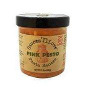 Sauces 'n Love Sauce Pesto Pink