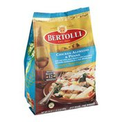 Bertolli Complete Skillet Meal for Two Chicken Alfredo & Penne