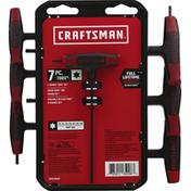 Craftsman Torx Set, T-Handle