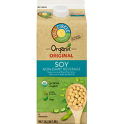 Full Circle Non-Dairy Beverage, Soy, Original