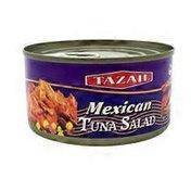 Tazah Flake Tuna Mexican Salad