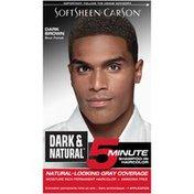 Dark & Natural Dark Brown Shampoo-In Permanent Haircolor
