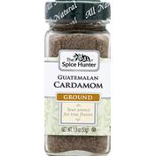 The Spice Hunter Cardamom, Guatemalan, Ground