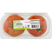Nature's Promise Tomatoes, Organic, Carton