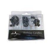 Design Design Multicolor Older & Wiser Birthday Candles