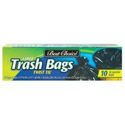 Best Choice Trash Bags