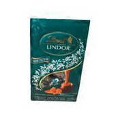 Lindt Lindor Dark Chocolate Caramel With Sea Salt