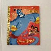 Disney I Am the Genie Hardcover