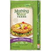 Morning Star Farms Grillers California Turkey Burgers