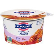 FAGE Milkfat Greek Strained Yogurt with Honey
