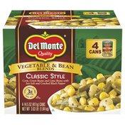 Del Monte Classic Style Vegetable & Bean Blends