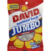 DAVID Seeds Sunflower Seeds, Jumbo, Original