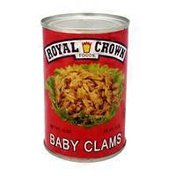 Rc Cola Baby Clams
