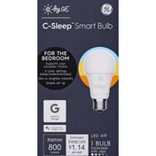 GE Light Bulb, LED, C-Sleep, 9.5 Watts