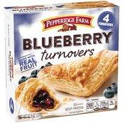 Pepperidge Farm® Frozen Blueberry Turnovers Pastries