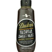 Duke's BBQ Sauce, Georgia Sweet Heat